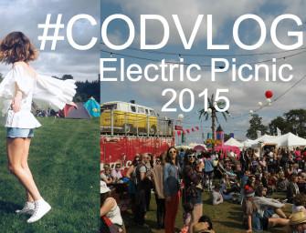 #CODVLOGS   Electric Picnic 2015