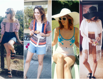My Holiday Fashion Diary: Limousin, France