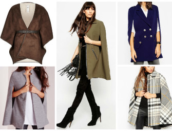 Winter Coats under €100: The Cape