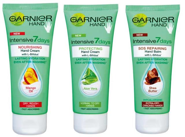 BEAUTY REVIEW: Garnier Intensive 7-Days Hand Cream.
