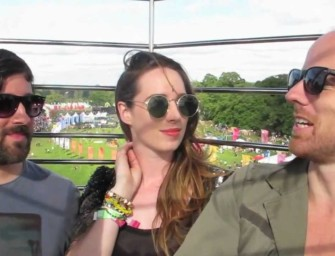 WATCH: WildChild Stories @ Electric Picnic '12 PART 2 ~ Interview with Le Galaxie