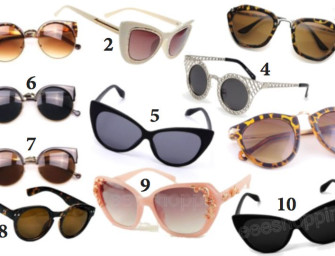 eBay Bargain Picks #7: Quirky Sunglasses