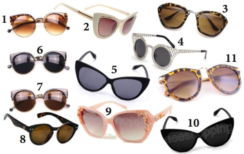 eBay Bargain Picks #7: Quirky Sunglasses