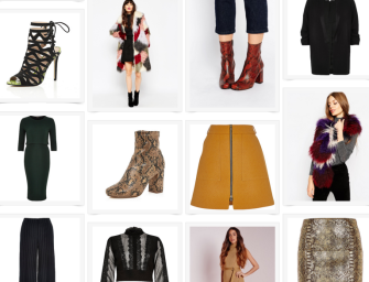 October Payday Wishlist & New Wardrobe additions