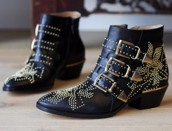 Real vs Steal: Chloe Studded Ankle Boots Vs Office Nighthawk Boots!