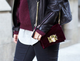 Trend Report: Burgundy ~ Inspiration & Top Picks