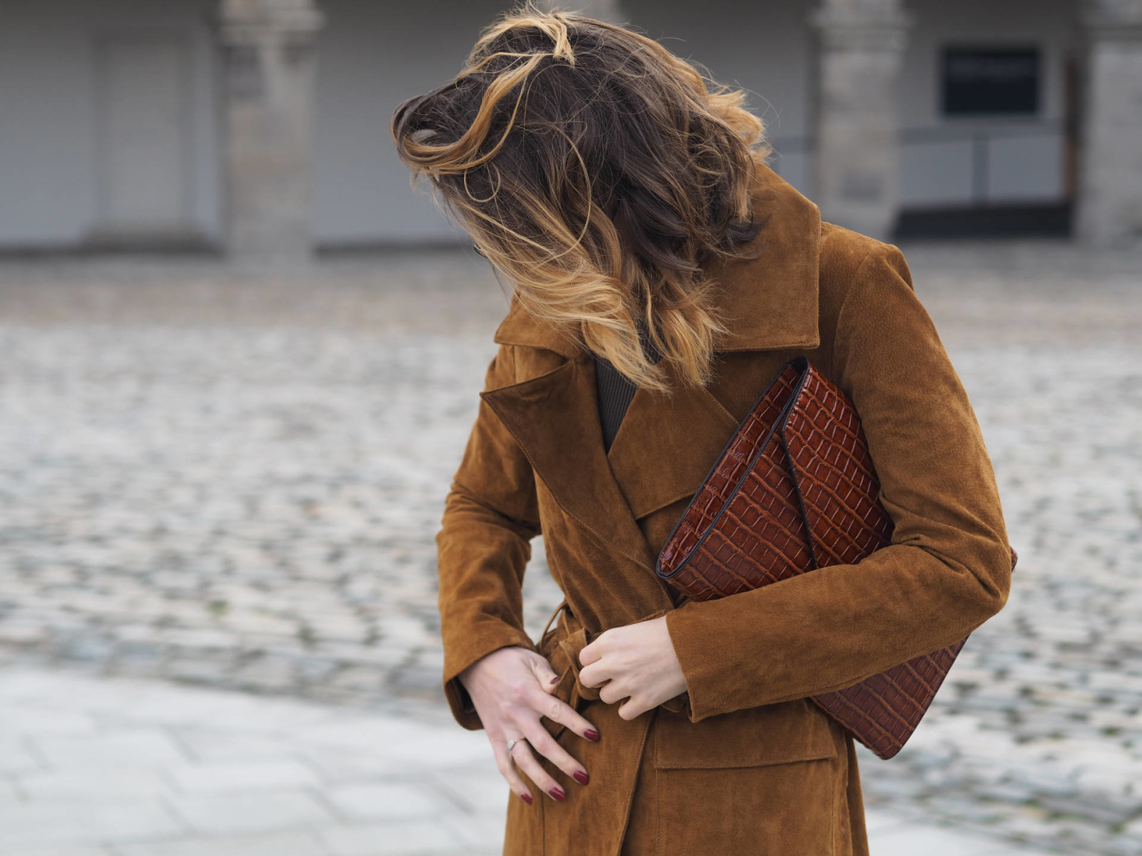 Style Diary: The Suede Coat