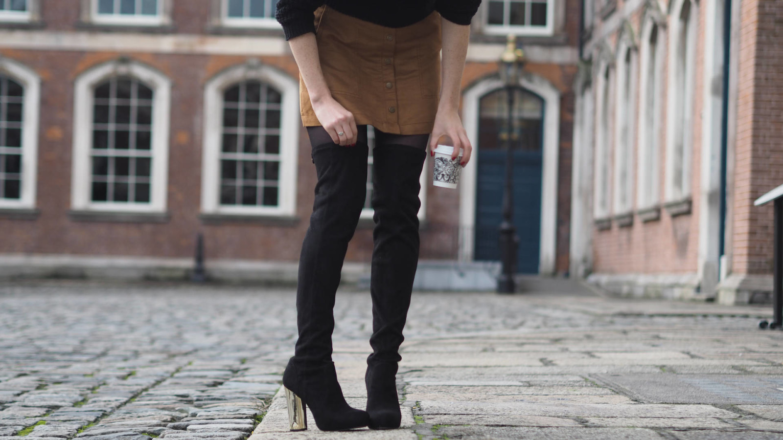 Style Diary: Thigh-High