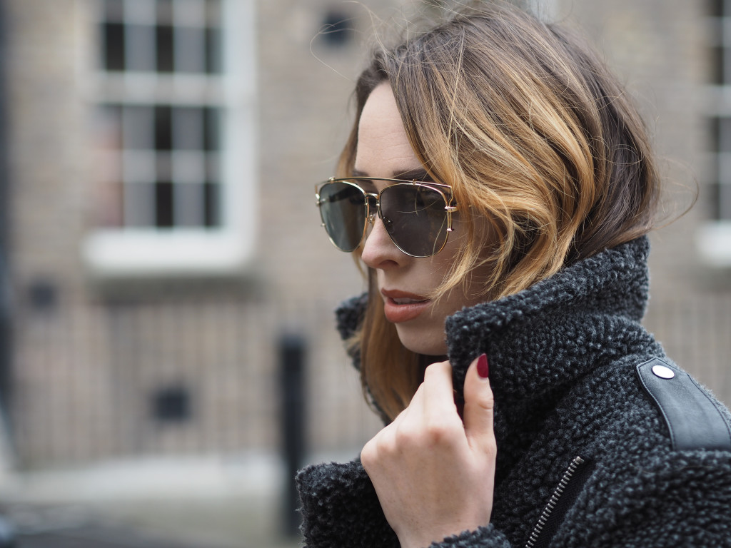 Style Diary: The Borg Biker Jacket