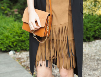 Style Diary: Tackling the Fringe trend