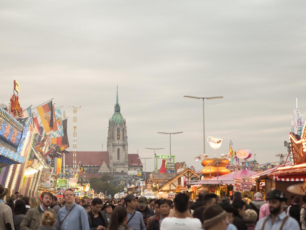 #CODTravels: Oktoberfest, Munich
