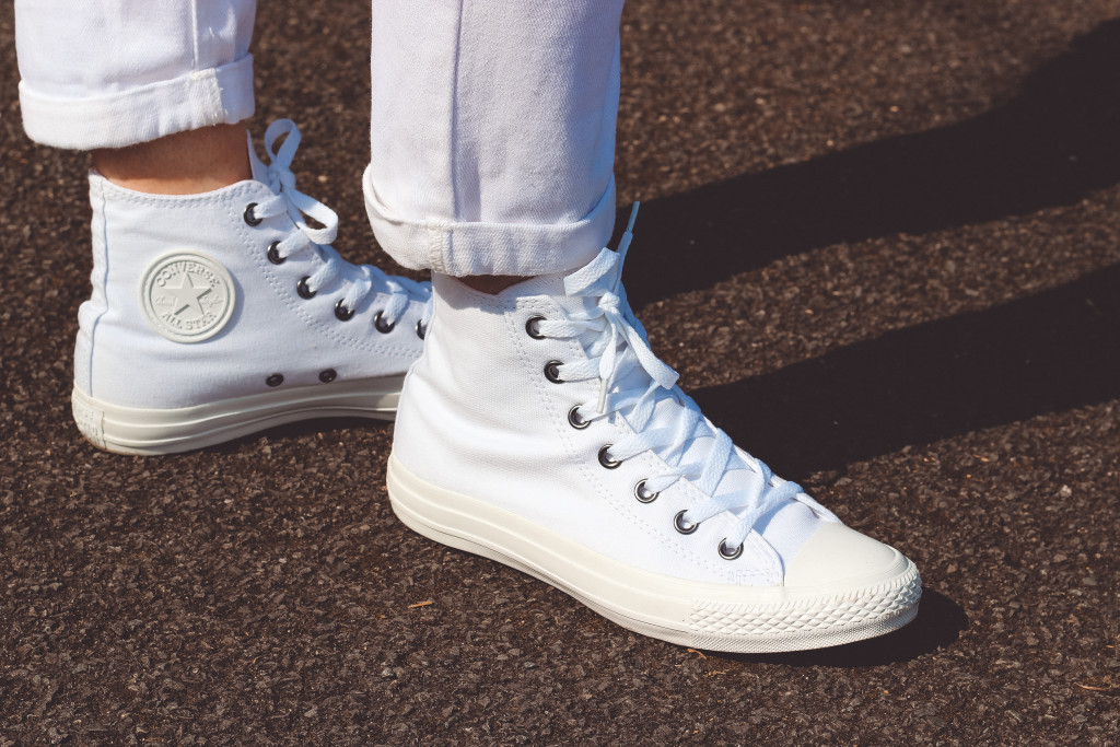 Style Diary: Fresh Chucks