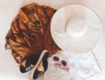 Packing for Barcelona and Limousin: What's in my suitcase